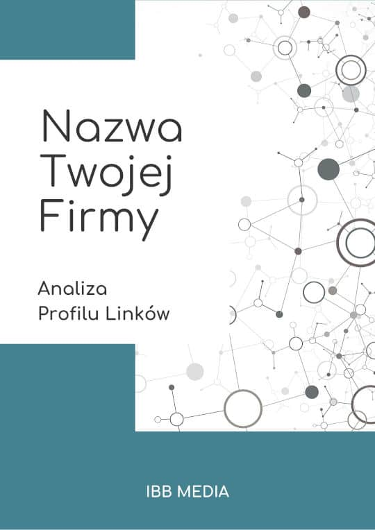 Analiza Profilu Linków